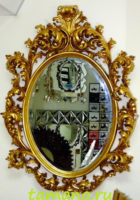 Фото обрамление зеркала