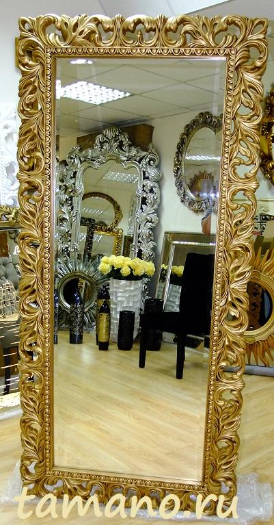 Рамки для настенного зеркала своими руками